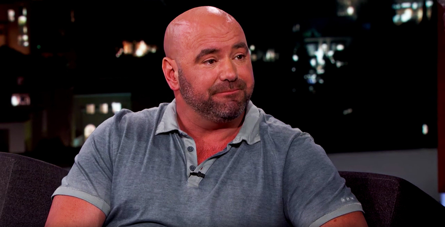 UFC supremo Dana White borrows Brian Ortega's face to wish everyone a happy easter -