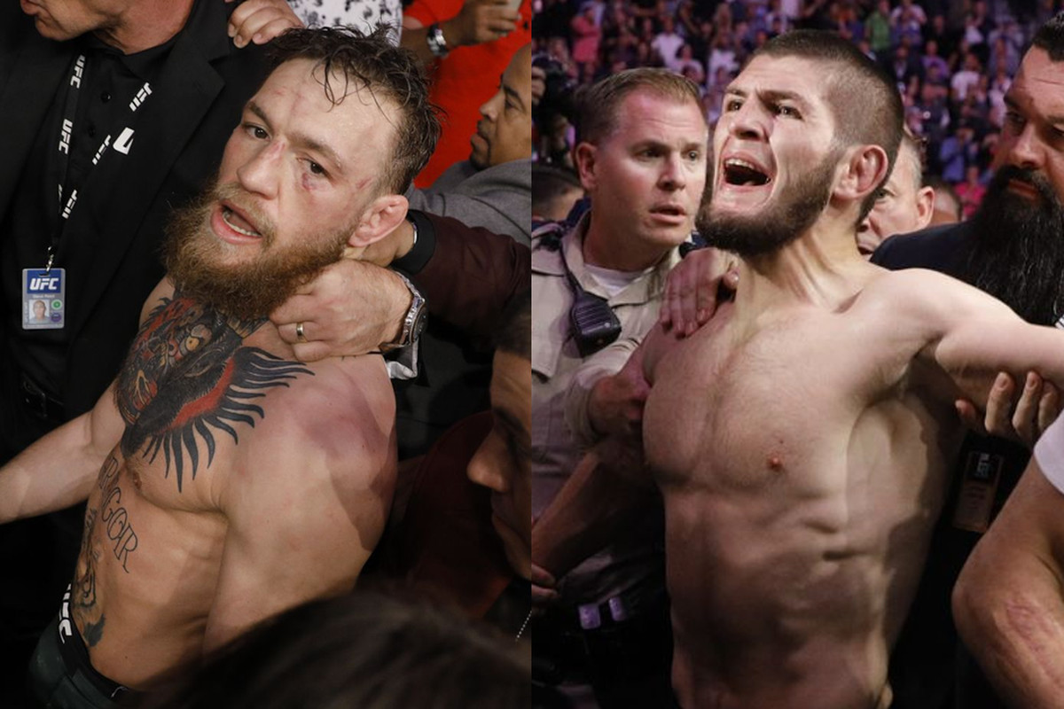 Conor McGregor reveals that he broke his foot 3 weeks before Khabib Nurmagomedov fight - McGregor