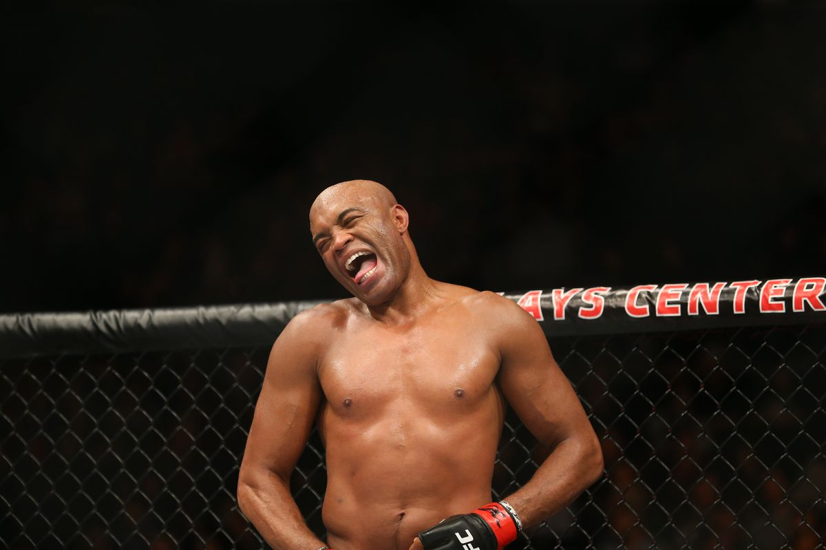 Anderson Silva just wants to 'put his heart into fighting'; not expecting Title shot -
