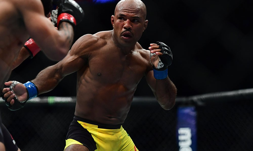Wilson Reis on the UFC Flyweight division: All the fans tell me they love this division! - Reis