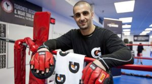 Rory MacDonald's coach, Firas Zahabi, kills off retirement talk - Zahabi