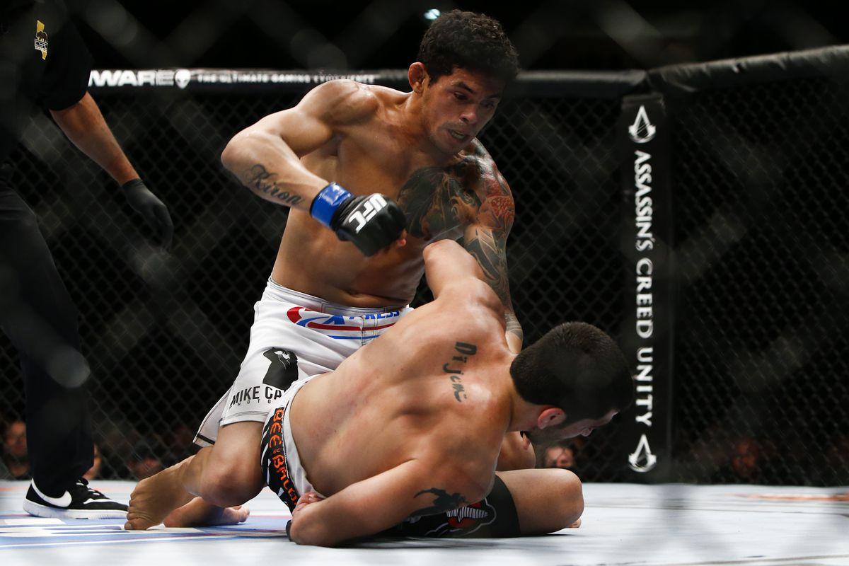 Diego Ferreira vs. Francisco Trinaldo fight off UFC 237 -
