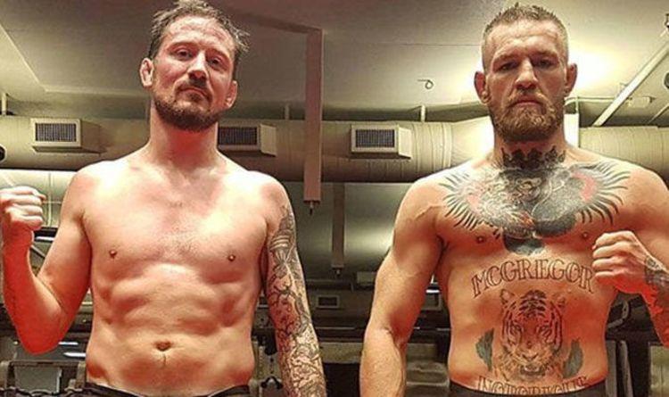 Watch: John Kavanagh that he'll continue cornering Conor McGregor; has no idea when he will fight - McGregor