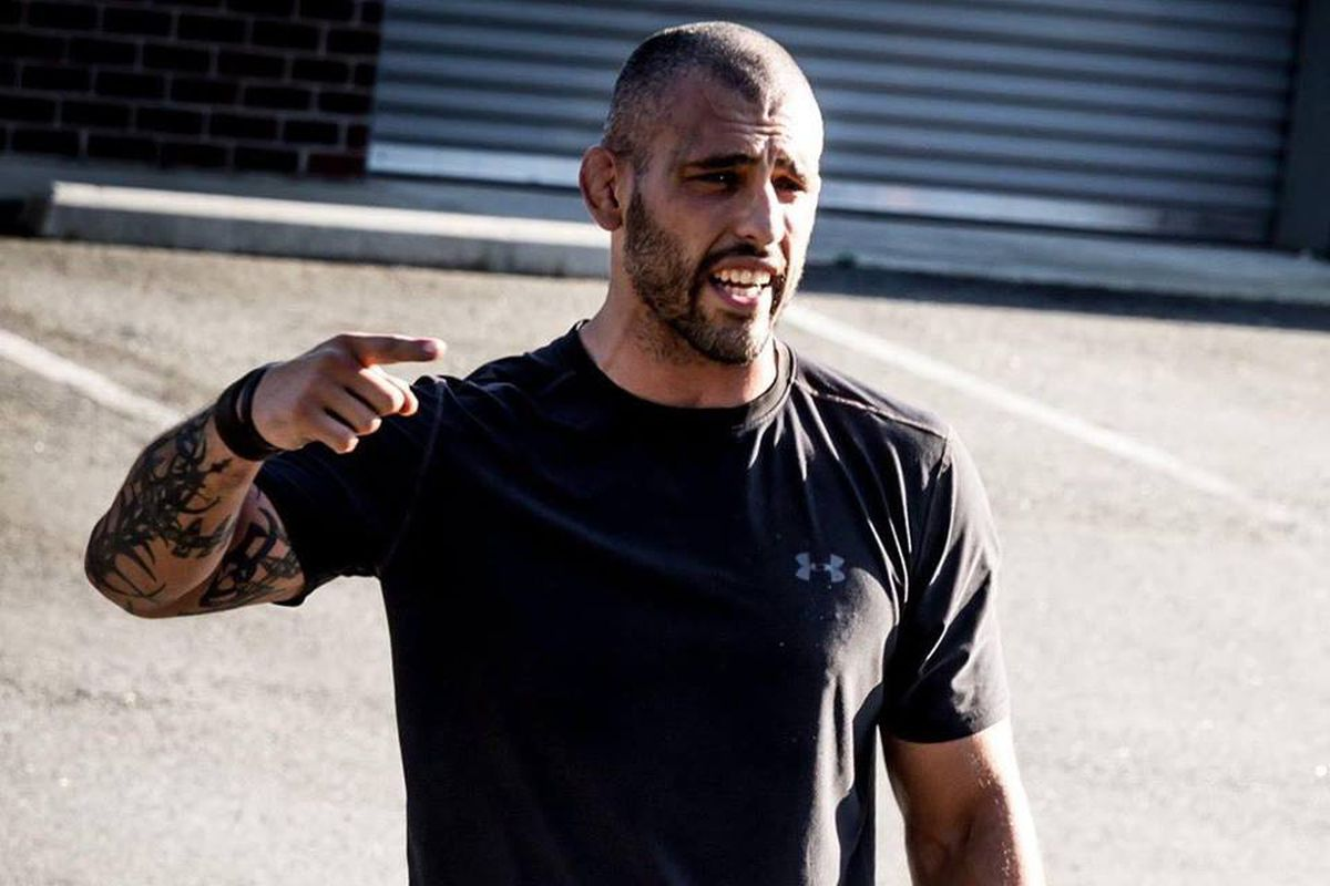 George Lockhart calls out fellow nutritionist Mike Dolce for a fight -