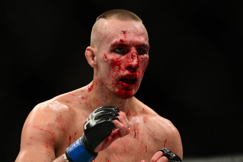 Rory MacDonald reels back retirement talks; to continue in Welterweight tournament -