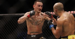Max Holloway not done with lightweight division despite losing to Dustin Poirier at UFC 236 - Holloway