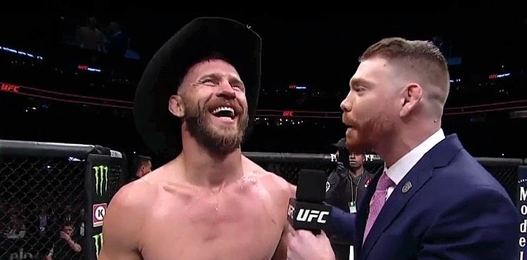 Cowboy Cerrone: Only Conor gets paid; those who fight him don't! -