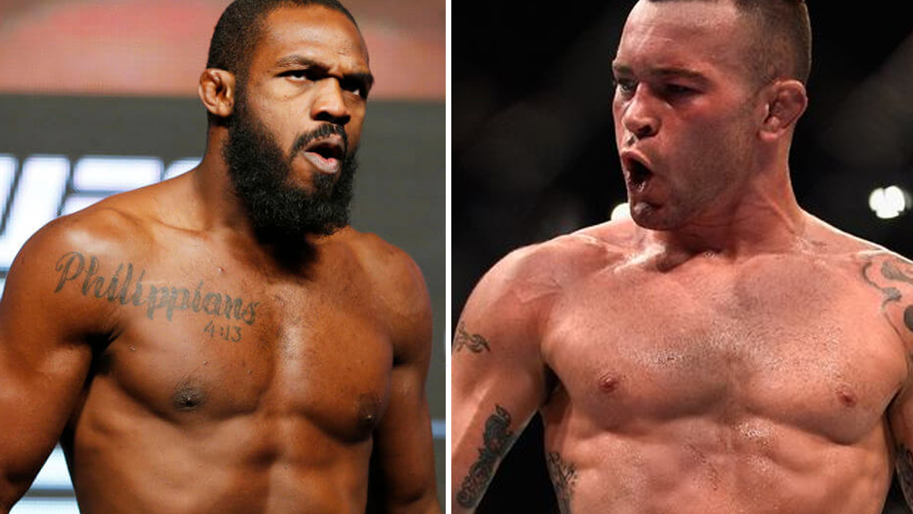 Colby Covington claims to have outwrestled Jon Jones repeatedly in training - Covington