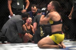 Twitter reacts to Jessica Andrade's win over Rose Namajunas at UFC 237 - Jessica