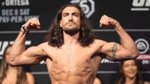 UFC cuts Elias Theodorou after latest loss - Elias