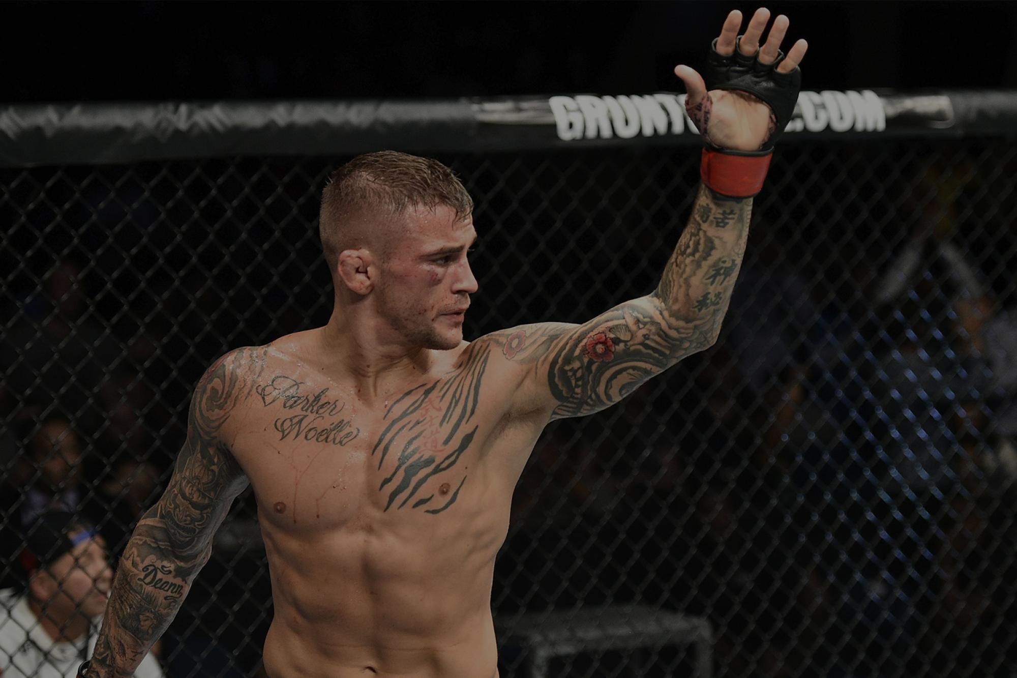Dustin Poirier: It's prestigious to be the first 'L' on Khabib's record - Dustin Poirier