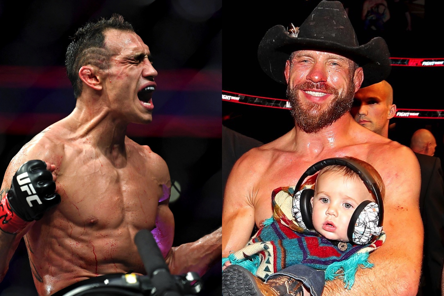 Cowboy Cerrone doesn't think Tony Ferguson is a very high level striker -