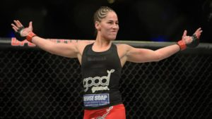 Jessica Eye claims Valentina Shevchenko sped up footage of her attacking a heavy bag - Jessica Eye