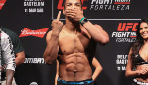 Kevin Lee in a good place after RDA loss - Kevin Lee