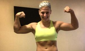 Kayla Harrison returns on July 11 against Morgan Frier - Kayla Harrison