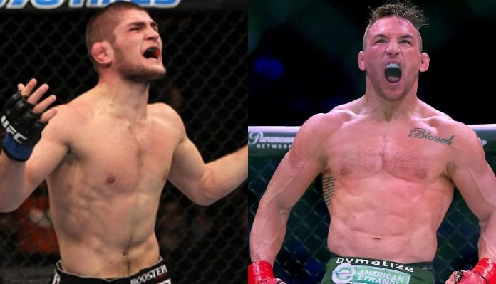 Mike Chandler picks Khabib comfortably over Dustin Poirier -