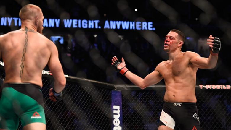 Nate Diaz approached Anthony Pettis with idea of UFC 241 fight - Nate Diaz