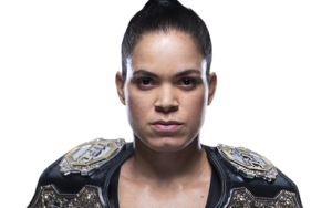 Champ Champ Amanda Nunes details why Tyron Woodley is so important to her - Amanda Nunes