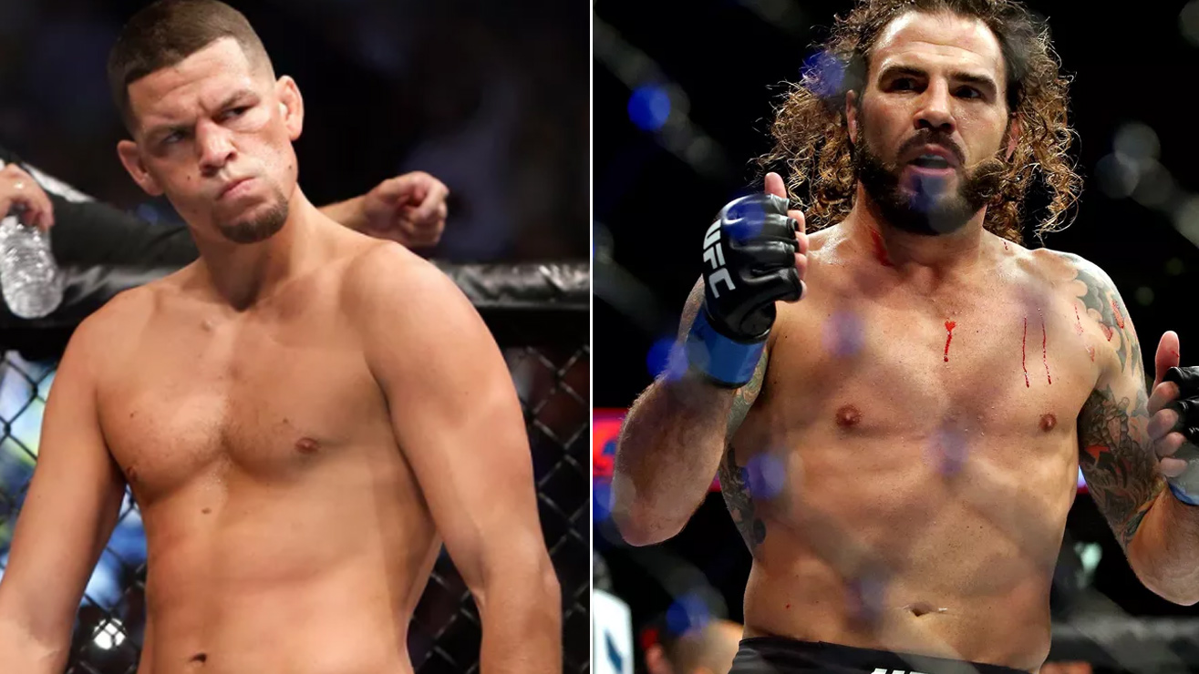 Clay Guida calls out Nate Diaz unaware that he's booked to fight Anthony Pettis - Guida