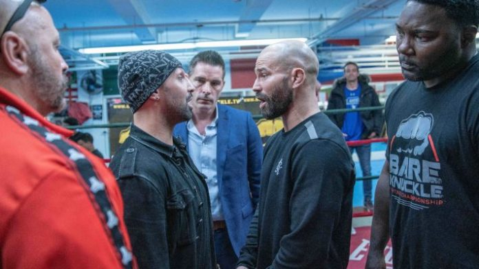 Paulie Malignaggi threatens to pi** on Artem Lobov after he beats him - Paulie Malignaggi