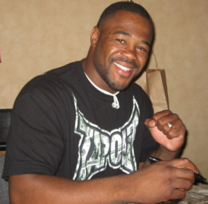 Rashad Evans on how he wants his legacy to be remembered - Rashad Evans