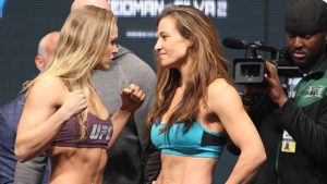 MMA: Miesha Tate on Ronda Rousey: She still has that inflated ego! - Rousey