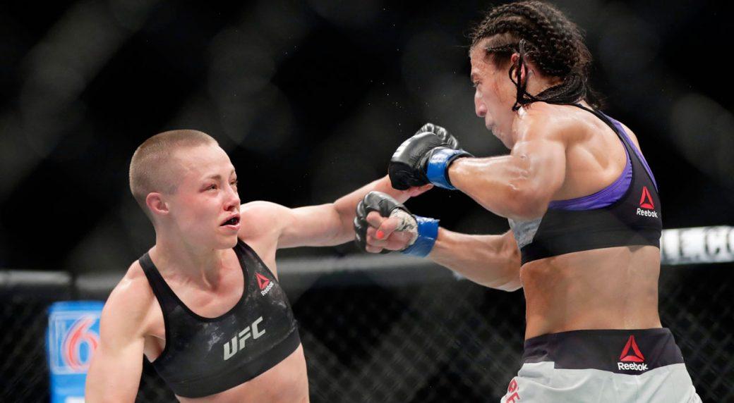 Rose Namajunas hints at retirement after brutal UFC 237 loss - Rose