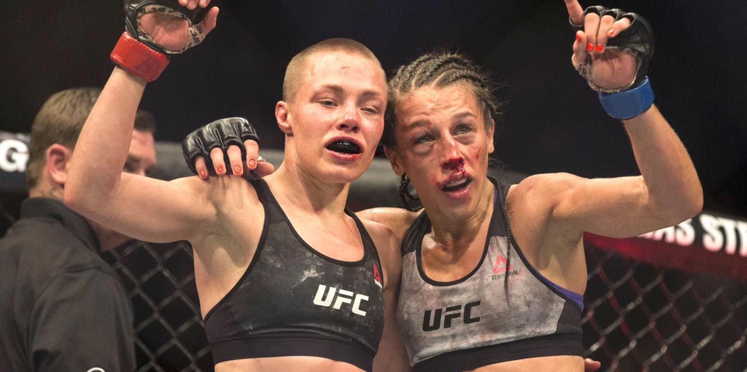 Joanna Jedrzejczyk sends her support to Rose Namajunas after UFC 237 -