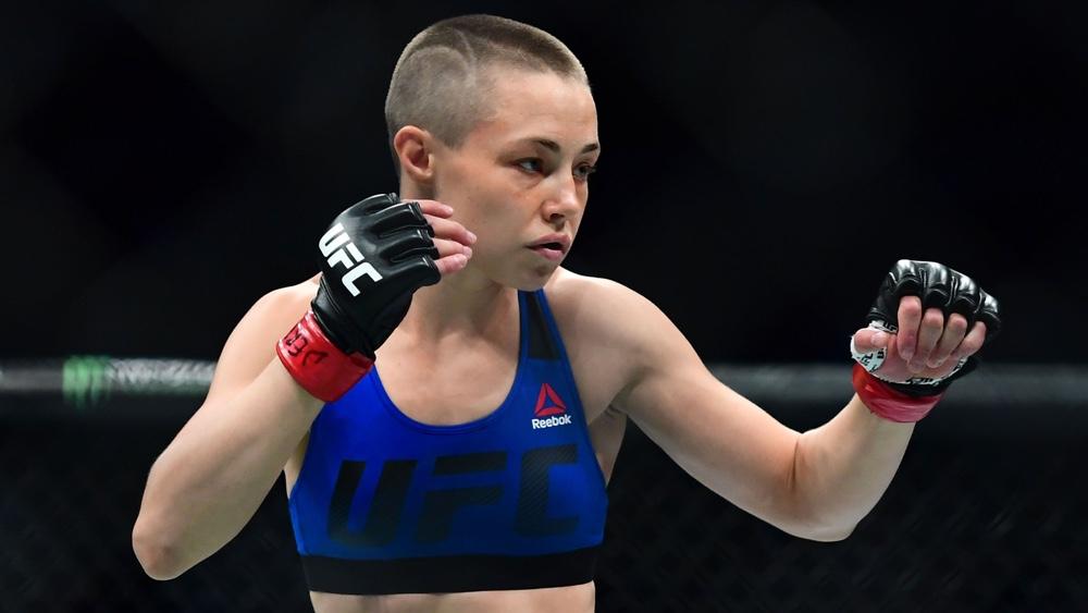Rose Namajunas looking to emulate Ronda Rousey at UFC 237 - Rose