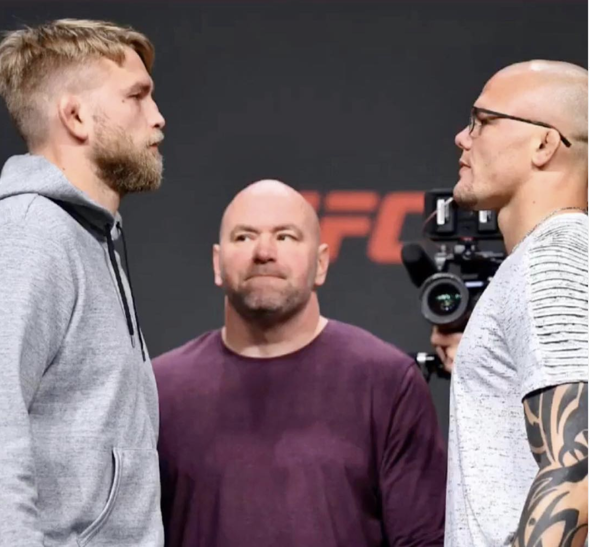 Next on the calendar! Who are you taking!? #UFCStockholm -