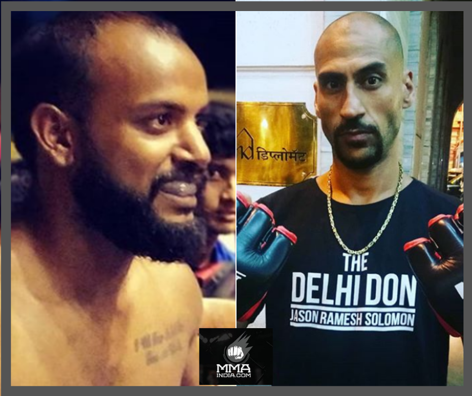 Biggest Fight in Indian MMA History? -