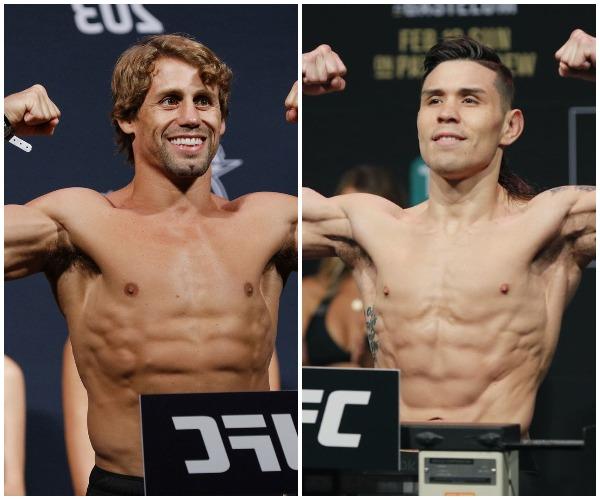 Urijah Faber makes his comeback against Ricky Simon at UFC Sacramento -