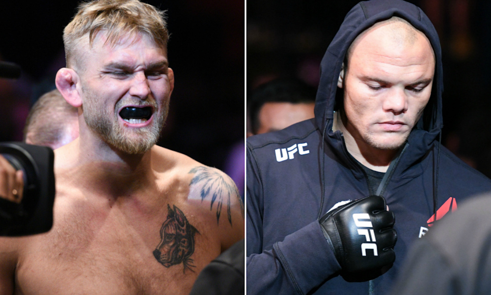 Anthony Smith: Alexander Gustafsson falls apart in the fire -