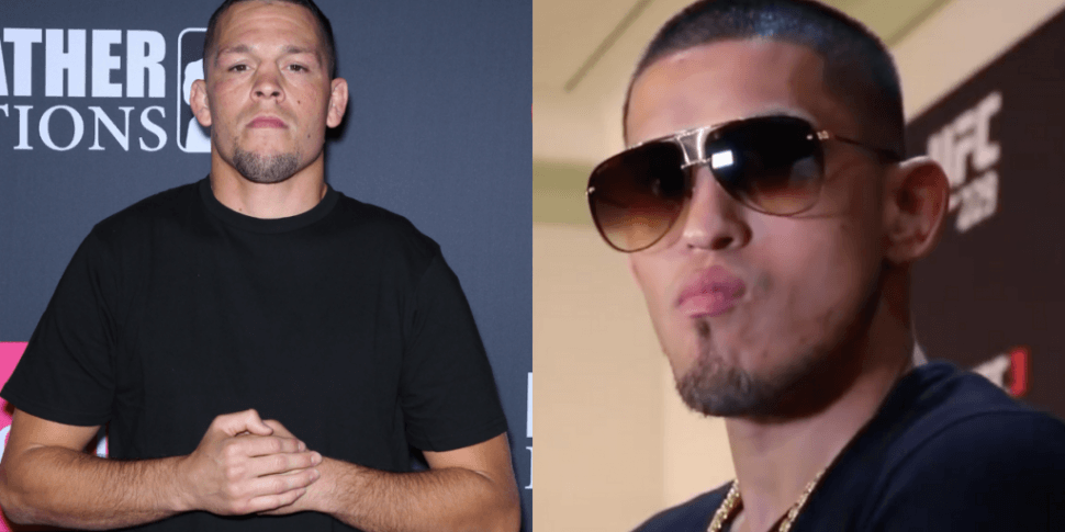 Nate Diaz vs Anthony Pettis set for UFC 241 on August 17 - Diaz