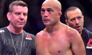 BJ Penn on why he continues fighting despite longest UFC losing streak - Penn