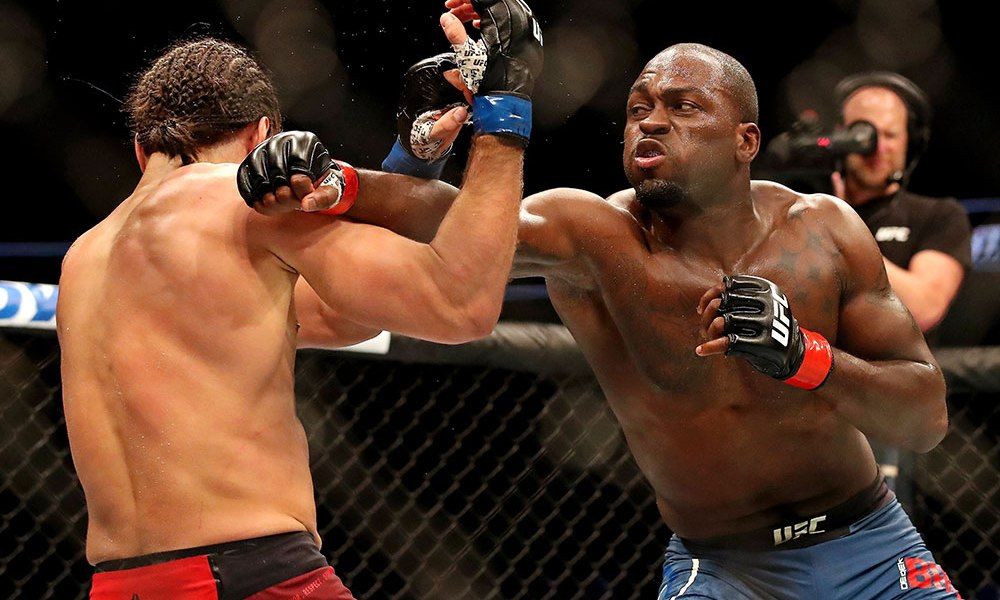 UFC Fight Night 151 Results - Derek Brunson Rallys Past Elias Theodorou, Wins via Unanimous Decision -