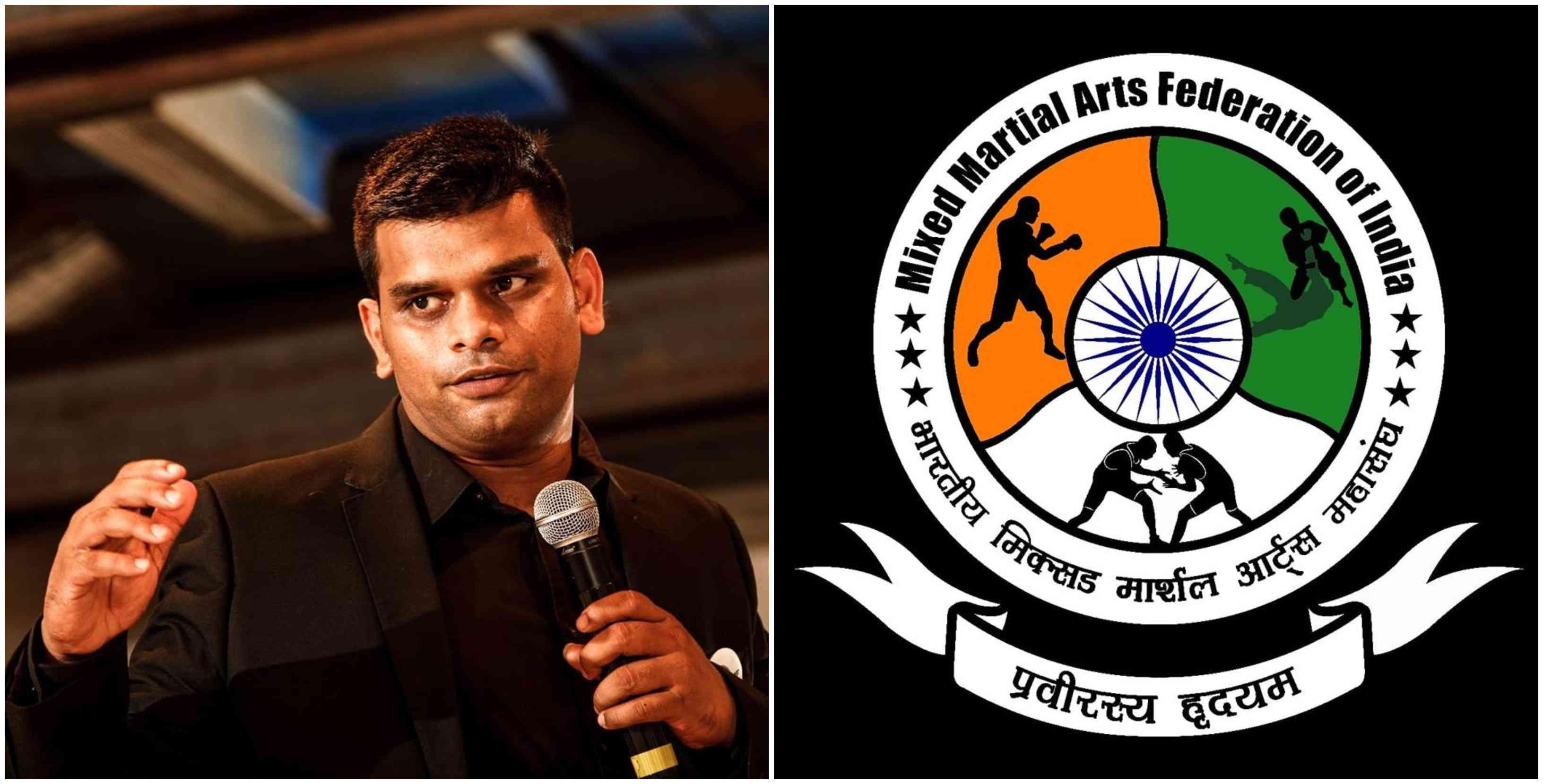 Mayur Bansode's MMAFI: India's newest MMA sanctioning body - MMA