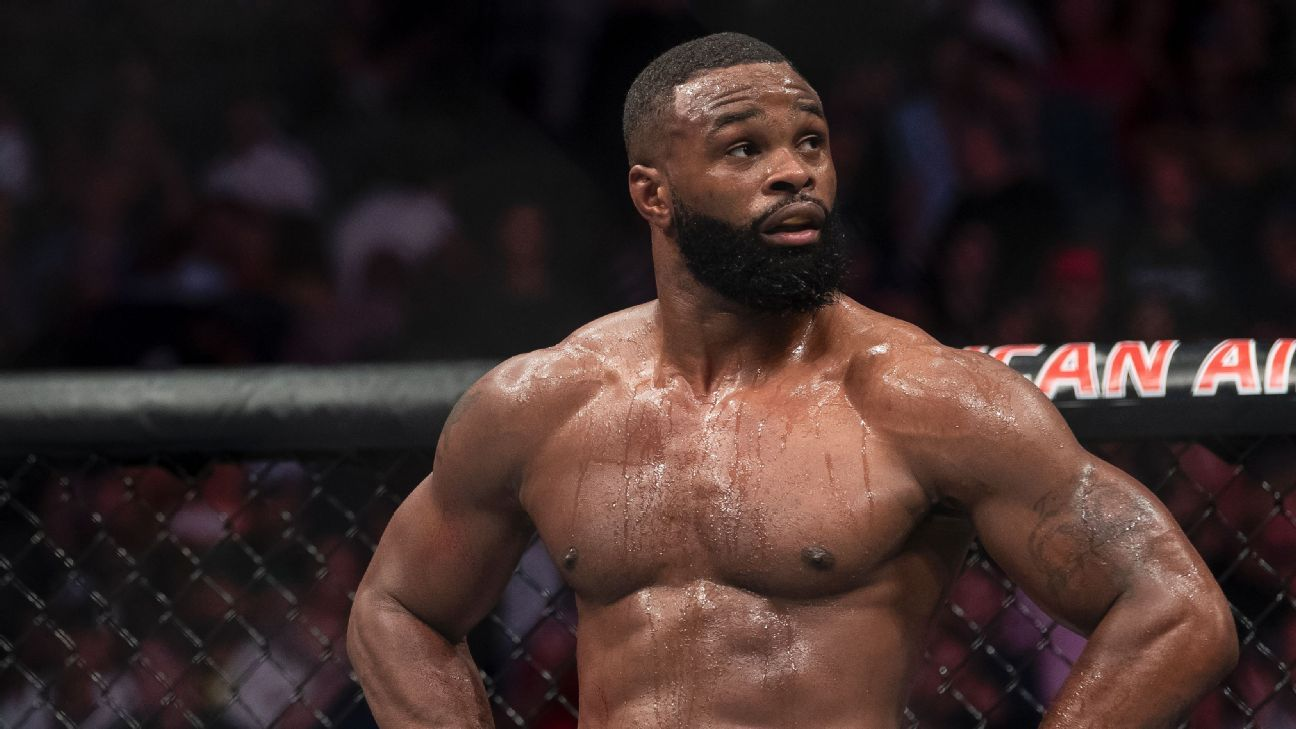 Tyron Woodley wants to fight at UFC 241 after pulling out of Robbie Lawler rematch - Woodley