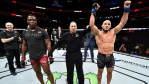 Ilir Latifi bows out of UFC Stockholm due to back injury - Ilir Latifi