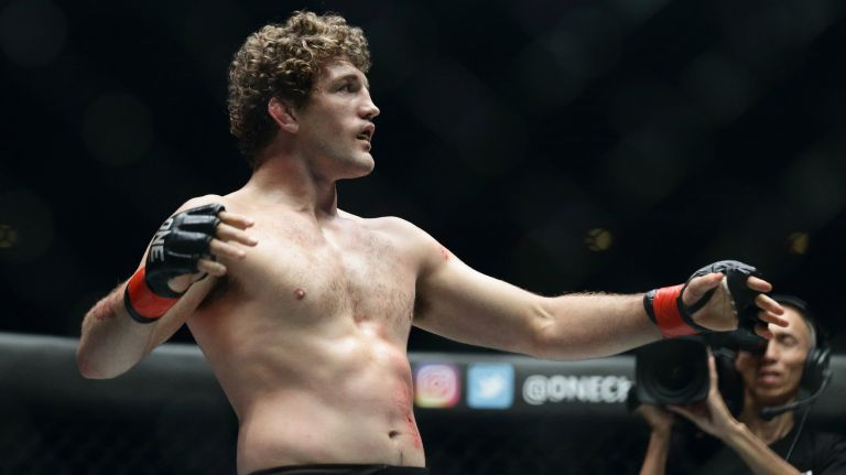 Watch: Ben Askren picks his 5 best wrestlers in UFC history (leaves out Jon Jones) -