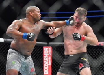 Stipe vs DC