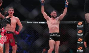 Bellator: Jon Fitch feels he won 4 out of the 5 rounds against Rory MacDonald - Fitch