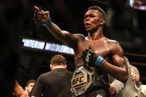UFC: Watch: Fan gets an incredible Israel Adesanya tattoo - Adesanya