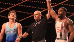 Jordan Burroughs ragdolls Ben Askren in dominant performance - Askren