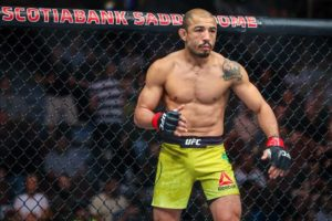 UFC: Jose Aldo wants the title this year so he can take 2020 off - Aldo