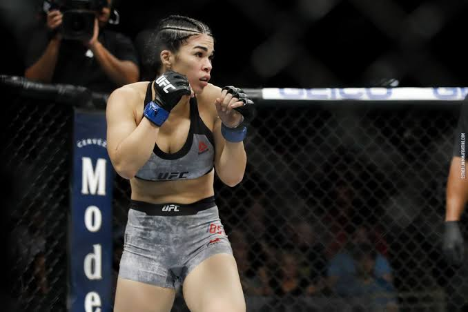 UFC: Rachael Ostovich's husband slapped with probation for domestic assault - Ostovich