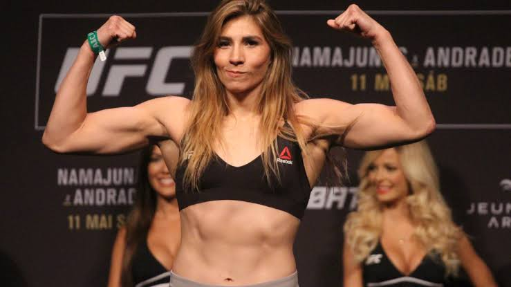 UFC: Raquel Pennington, Irene Aldana and Liz Carmouche among fighters to return at UFC San Antonio - Aldana