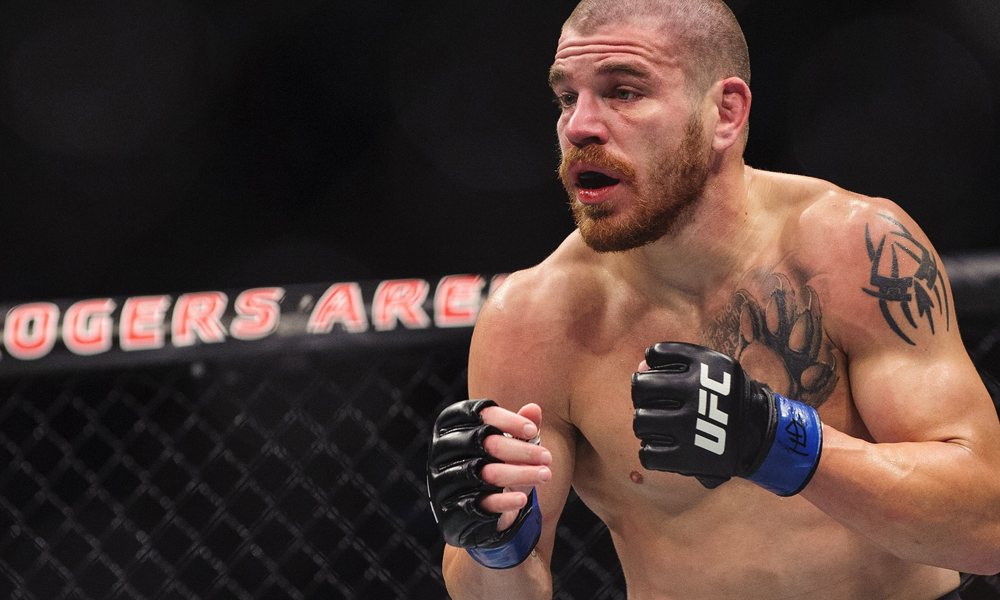 Jim Miller: I don't fight for the fans. I fight because I enjoy it! -