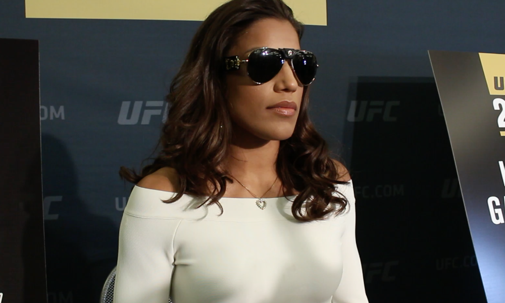 Julianna Pena looking to make a comeback to the UFC -
