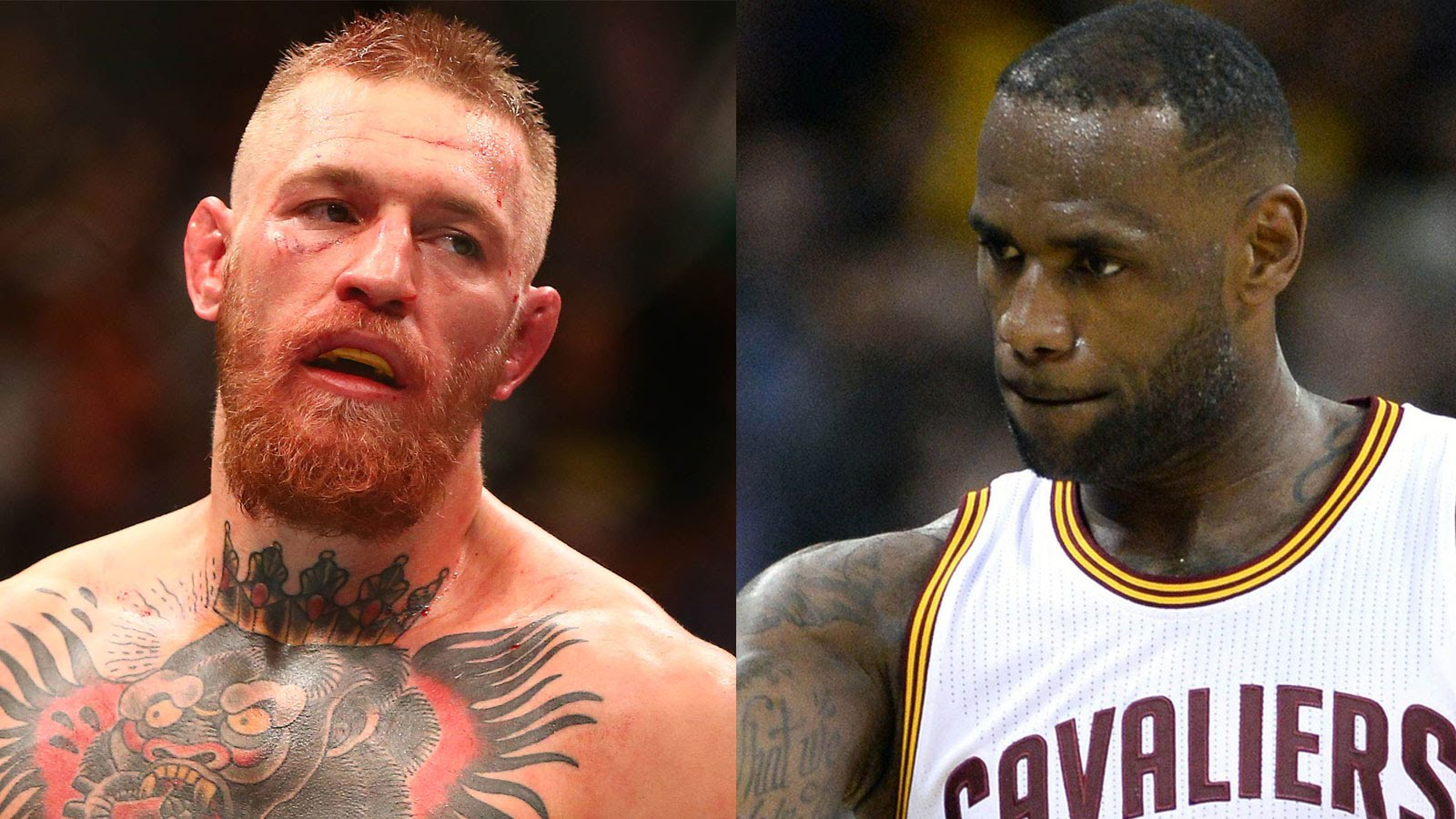 What Conor McGregor learned from LeBron James - McGregor